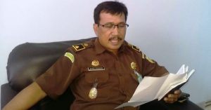 Kasipenkum Kejati Kepri, Wiwin Iskandar. Foto SYAIFUL AMRI