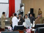 Anggota Panlih Wakil Gubernur Kepri Usai Rapat