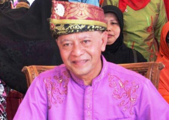 Wakil Wali Kota Tanjungpinang, Syahrul. Foto NOVENDRA