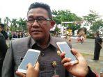 Sekda Kota Tanjungpinang, Drs. Riono Saat Diwawancarai Awak Media. Foto NOVENDRA. Foto Dok - MetroKepri