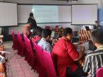 Para Peserta Saat Mengikuti WMA di Kampus Universitas Budi Luhur, Jakarta Selatan. Foto Istimewa