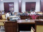 Komisi II DPRD Kota Batam Saat Rapat Bersama Dinas Ketahanan Pangan