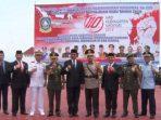 Gubernur Kepri Nurdin Basirun Foto Bersama Usai Memperingati Harkitnas