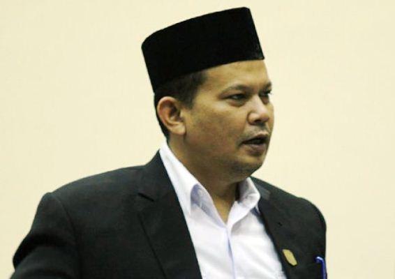 Ketua Bapilu DPC PDI Perjuangan Tanjungpinang Muhammad Syahrial