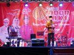 Wali Kota Tanjungpinang, H. Syahrul Saat Menyampaikan Sambutannya Diacara Festival Moon Cake