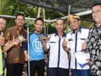 Kepala Dinas PMD Kabupaten Bintan, Ronny Kartika Foto Berama