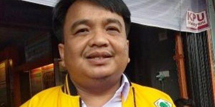 Ketua DPD Partai Golkar Tanjungpinang, Ade Angga