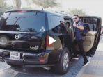 Screenshot Vidio Andi Saat Berada di Dubai