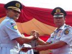 Karutan Kelas I Tanjungpinang, Fonika Affandi Saat Sertijab