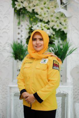 Ketua Komisi II DPRD Kota Tanjungpinang, Mimi Betty Wilingsih