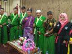 Pengurus Paguyuban Seni Bela Diri Tapak Wali Indonesia Foto Bersama Dengan Kepsek SMAN I Tanjungpinang