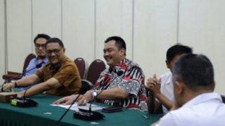 Ketua Komisi III DPRD Kepri, Widiastadi Nugroho