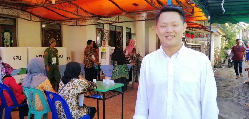 Inilah sosok politisi Partai Nasdem, Agus Chandra Wijaya