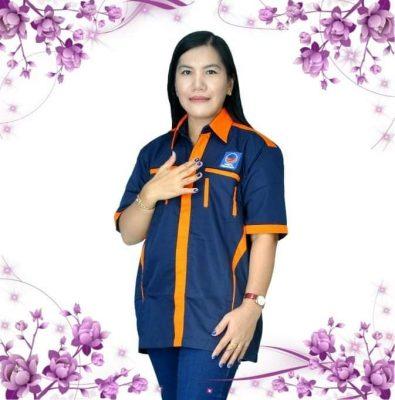 Caleg terpilih dari Partai Nasdem, Ria Ukur Rindu Tondang