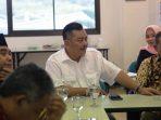 Ketua Komisi III DPRD Kepri, Widiastadi Saat Studi Banding