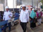 Komisi III DPRD Kepri Bersama Rombongan Saat Meninjau PLTU
