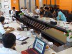 Komisi III DPRD Kepri Saat Rapat Bersama bright PLN Batam