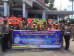 Salah satu kegiatan Ops Keselamatan Seligi 2019 di Disdik Bintan