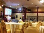 Suasana Acara Buka Puasa Bersama briht PLN Batam
