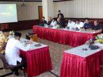 Suasana RDP Antara Komisi III DPRD Kepri Dengan Bright PLN Batam