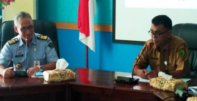 Wan Siswandi Bersama Kemenkumham