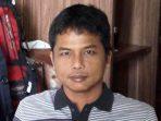 Perwakilan Manajemen PT Tri Ananda Pilar, Tono Saat Ditemui MetroKepri. Foto JIHAN