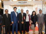 Foto Bersama Usai Menghadiri Undangan Duta Jepang