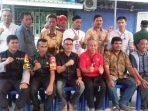 Foto Bersama Usai Pemilihan Ketua RT dan RW 18 Kelurahan Kabil. Foto ROSJIHAN HALID