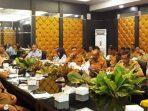 Suasana Penyuluhan Hukum di Pemkab Bintan