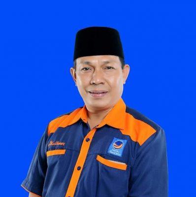 Ketua DPC Partai NasDem Tanjungpinang Timur, Mulkanur Tanjung
