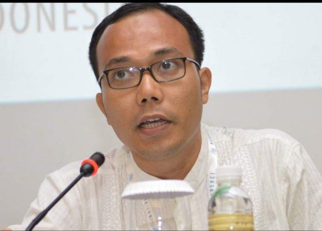 Ketua Umum (Ketum) KNTI Pusat, M.Riza