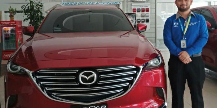 Salah Satu Mobil Mazda. Foto Istimewa