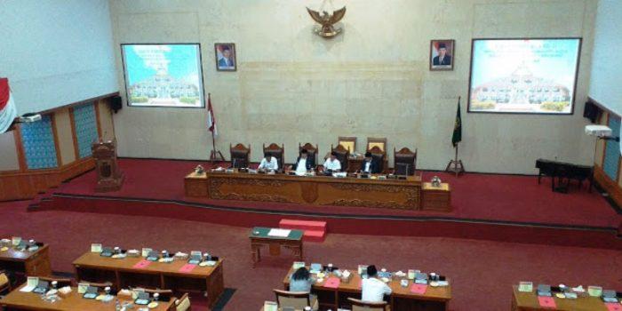 Paripurna DPRD Kota Batam