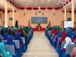 Pengurus dan Kader PKK Kabupaten Natuna Yang Ikut Mernghadiri Acara