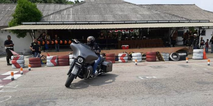 Salah Satu Peserta Saat Mengikuti Pelatihan. Foto Tengku Bayu