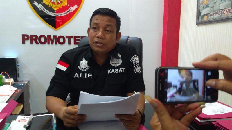 Kasat Reskrim Polres Tanjungpinang, AKP Efendri Alie