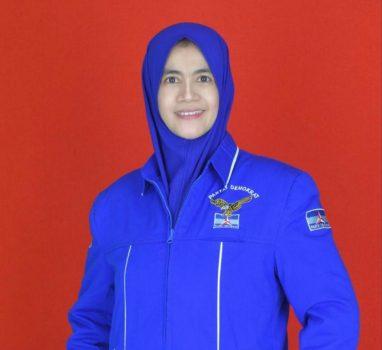 Anggota DPRD Kota Tanjungpinang terpilih, Rina Febriani