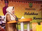 Wakil Walikota Tanjungpinang, Rahma Saat Menyampaikan Kata Sambutannya. Foto Humas Pemko Tanjungpinang