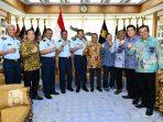 PWI Pusat jalin kerjasama dengan Mabes TNI AU