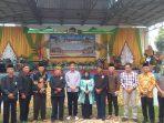Walikota Batam, Wakil Walikota Tanjungpinang, Pembina Pajamas dan beberapa tamu undangan saat photo bersama di HUT ke-4 Pajamas tahun 2019