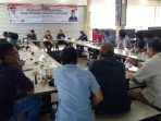 FKDM Provinsi Kepri melaksanakan kegiatan Pentingnya peran media dalam menangkal Hoax dan Radikalisme