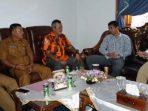 Ketua MPC PP Natuna, Fadillah Didampingi Pengurus Saat Bersilaturahmi Dengan Pimpinan DPRD