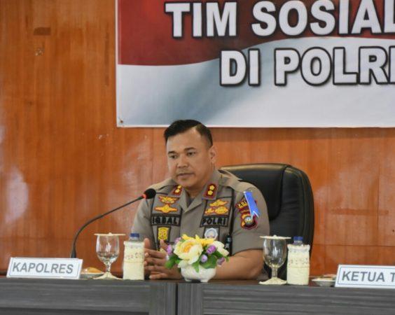 Kapolres Tanjungpinang, AKBP Muhammad Iqbal