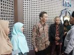 Anggota Komisi III DPRD Kepri, Lis Darmansyah Saat Berbincang di ITS Surabaya