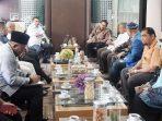 Rombongan Komisi III DPRD Kepri Saat Berkunjung ke ITS Surabaya