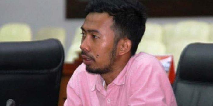 Sekretaris Komisi I DPRD Kepulauan Riau M. Syahid Ridho