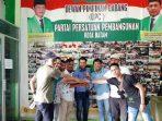 Osco Foto Bersama Dengan Ketua DPC PPP Batam, Erizal T dan Sekertaris DPC PPP, Eki Kurniawan. F Tengku Bayu