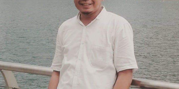Tokoh muda Tambelan, Robby Patria