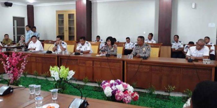 Suasana RDP di ruang Komisi III DPRD Kota Batam