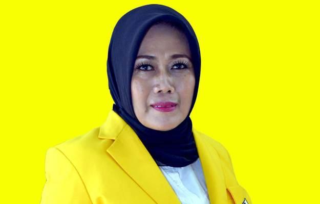 Ketua DPD II Partai Golkar Kabupaten Natuna, Ngesti Yuni Suprapti